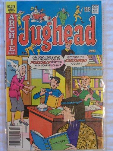 Jughead Comic Book (Tradition, 275) (Jughead Jones)