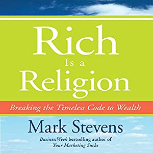 Rich is a Religion Audiobook