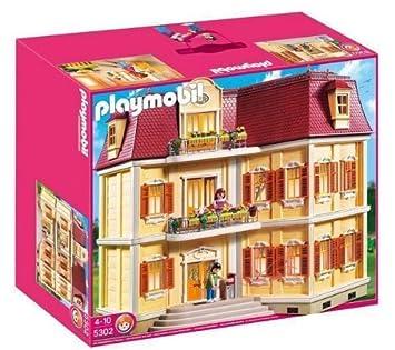playmobil 5302 maison de ville 5335 salle manger