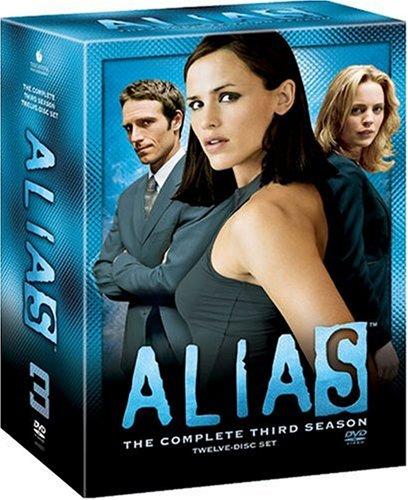 エイリアス シーズン3 DVD COMPLETE BOX B000IMUXCU