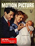 Motion Picture Magazine; April 1957 (Carrie Fisher as a baby cover) (Volume 47, No. 555)