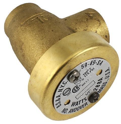 Price comparison product image AMERICAN DISH SERVICE 092-5045 Valve -Volt Alternating Vacuum Breaker 1 / 2 Watt