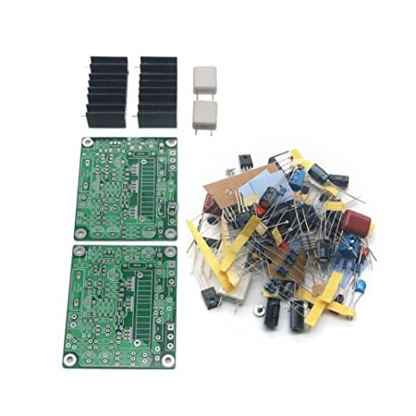 Amazon Com 2017 Ljm Mx50 Se 100w 100w Power Amp Kit Stero
