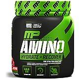 MusclePharm Amino 1 Sport Nutrition Powder, Fruit Punch, 30 Servings