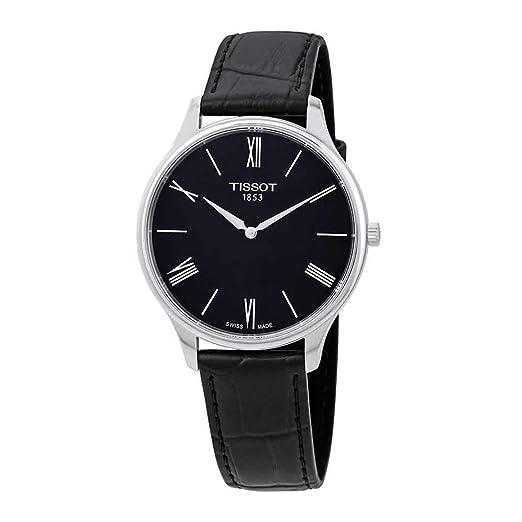 Tissot TISSOT TRADITION T063.409.16.058.00 Reloj de Pulsera para hombres: Amazon.es: Relojes