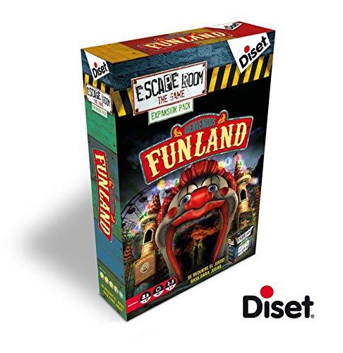 Escape Room: expansión Funland