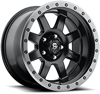 Fuel Offroad Wheels D551 20x9 TROPHY 5x5.0 BD4.50 -12 78.1 Matte Black