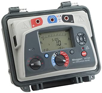 how to use a megger tester video
