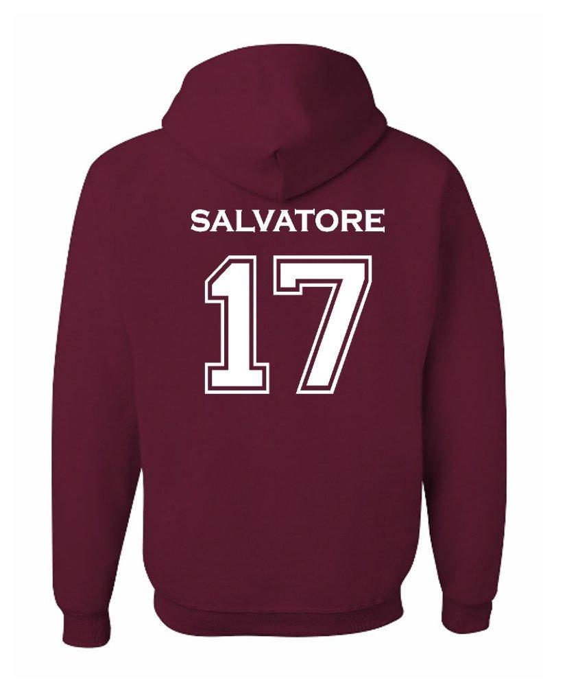 Adult Vampire Diaries Salvatore 17 Hoodie The Creating Studio SP-VD17996