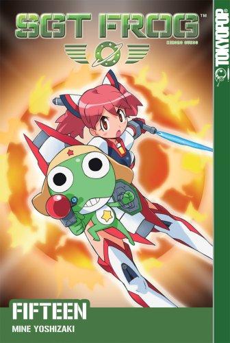 Sgt. Frog, Vol. 15