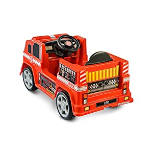 Kid-Motorz-Fire-Engine-6V-Red