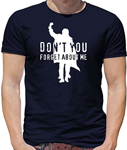 Don't You Forget About Me SImple Minds Breakfast Club Tee