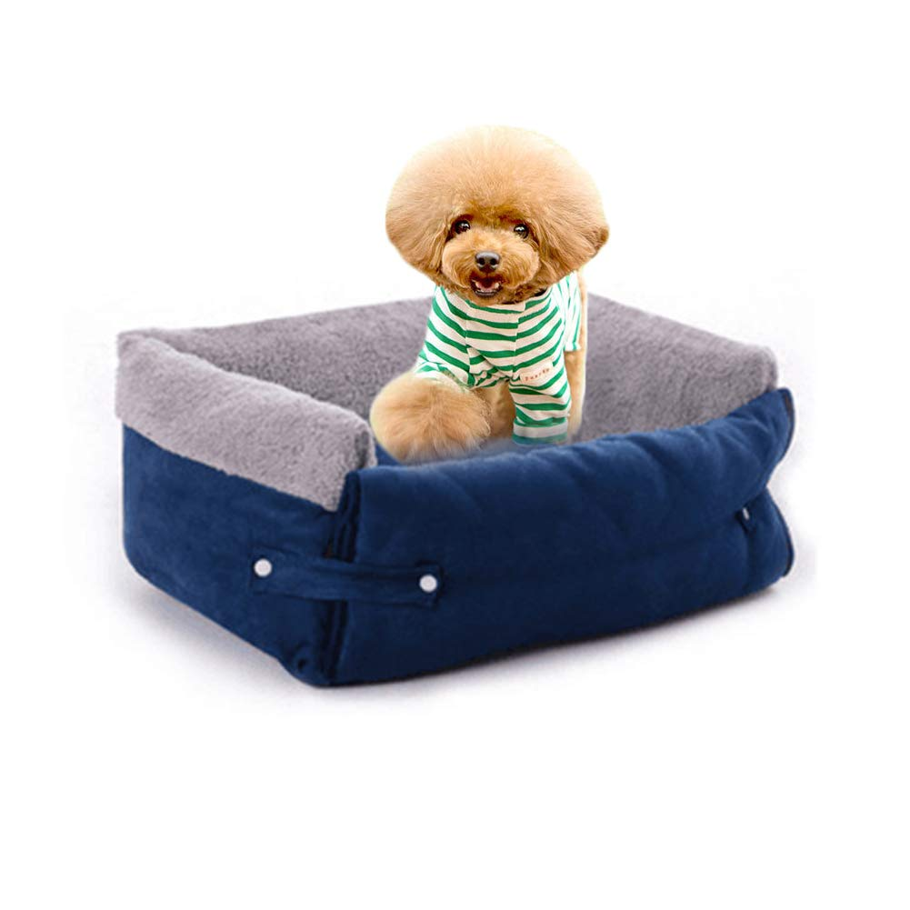 Flip Pet Sofa Cushion, Cat Mattress, Suitable for Small and Medium Pets to Keep Warm in Autumn and Winter,L