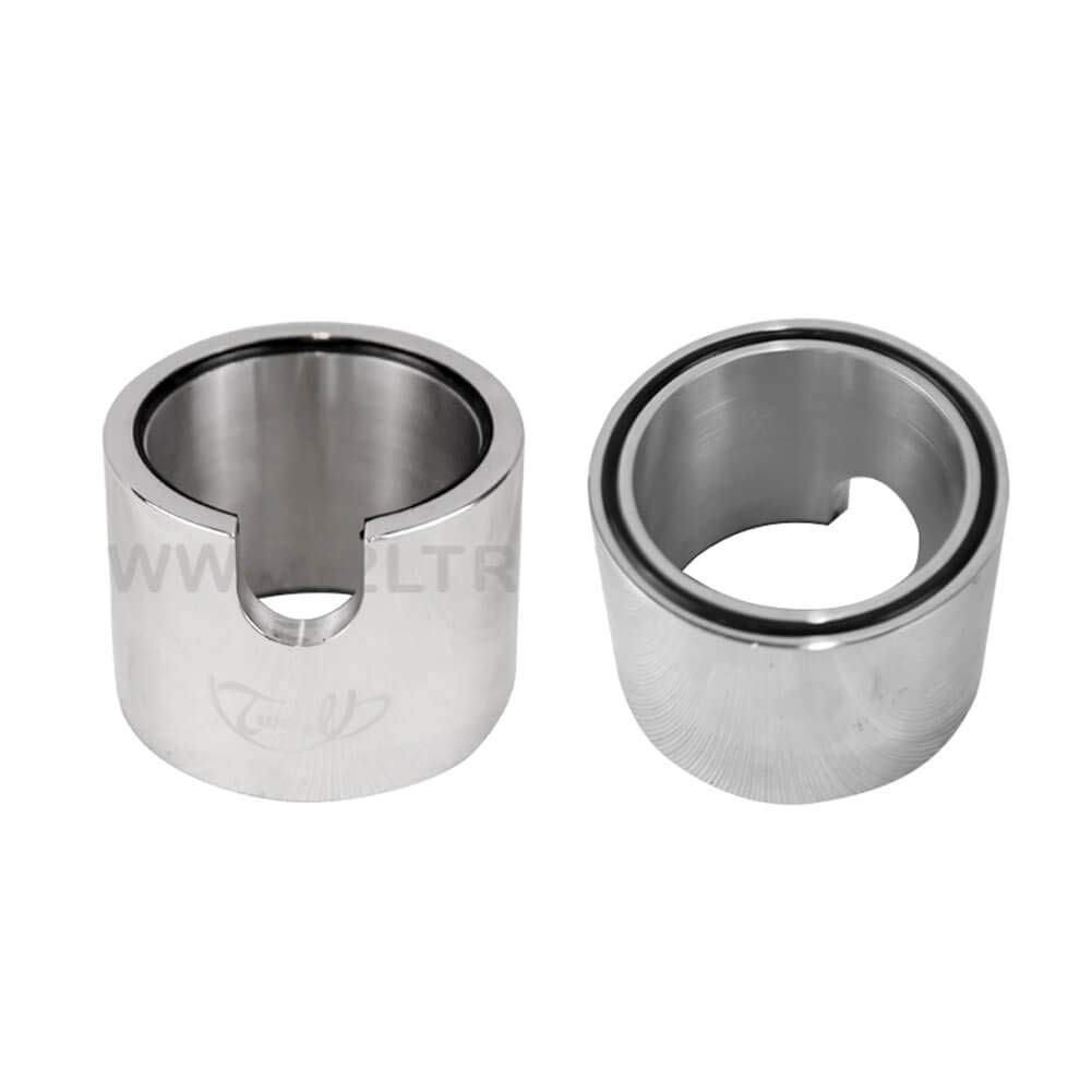 Twoel Tamping Station Stainless Steel Tamper Stand