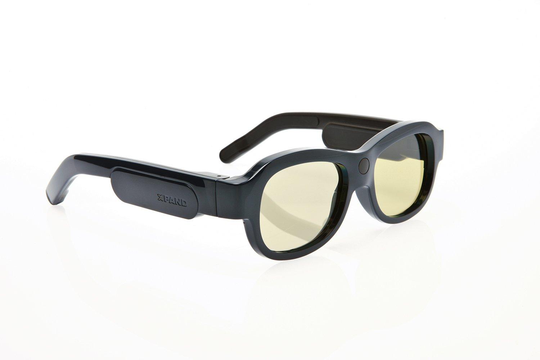 XPAND X104-MS-S2 Anti Motion Sickness Glasses by Xpand