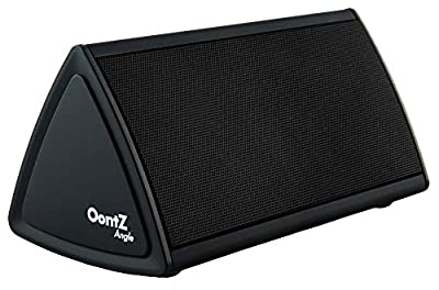 The OontZ Angle Red Enhanced Edition : The Ultra-Portable Wireless Bluetooth Speaker by Cambridge SoundWorks with up to 12-hour battery playtime, great sound, surprising volume and built-in microphone for hands-free speakerphone calls. Perfect for your iP