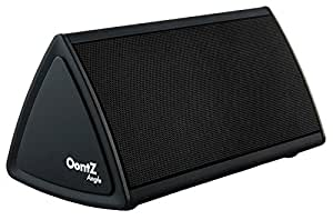 OontZ Angle Bluetooth Speaker [ORIGIINAL] Ultra Portable Wireless with Built in Mic up to 10 Hour Playtime works with iPhone iPad tablet Samsung and smart phones - Black Grille