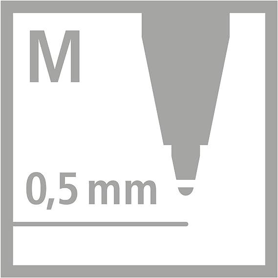 Kugelschreiber STABILO pointball 3er Pack Patronenroller Tintenroller Set Kuli