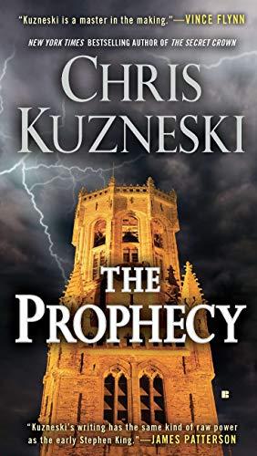 The Prophecy (Payne & Jones Book 5)