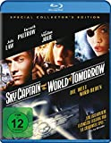 Sky Captain and the World of Tomorrow [Blu-ray] [Import anglais]