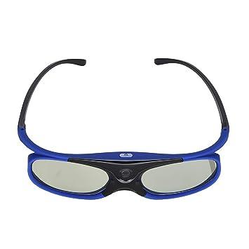 Boblov JX-30 - Gafas de Obturador activas 3D DLP-Link 96Hz/144Hz ...