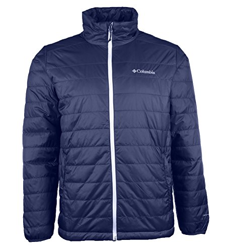 columbia-mens-crested-butte-omni-heat-jacket-navy-white-large