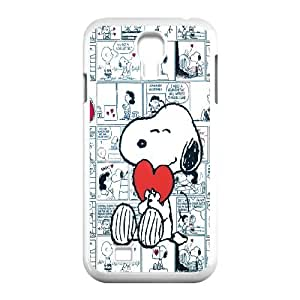 Custom Cute dog Joe cool Snoopy phone Case Cove For SamSung Galaxy S4 Case XXM9146725