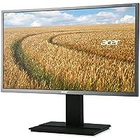 Acer B326HUL 32 LED LCD Monitor - 16:9 - 6 ms - 2560 x 1440 - 1.07 Billion Colors - 300 Nit - 100,000,000:1 - WQHD - Speakers - DVI - HDMI - DisplayPort - USB - 45 W - Dark Gray - EPEAT Gold, TCO Certified Displays 6.0, ENERGY STAR - UM.JB6AA.001