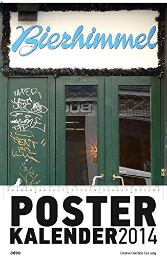 Posterkalender 2014: Poster-Wandkalender
