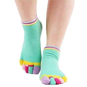 Calcetines de algodón con Agarre Completo para Hombres ...