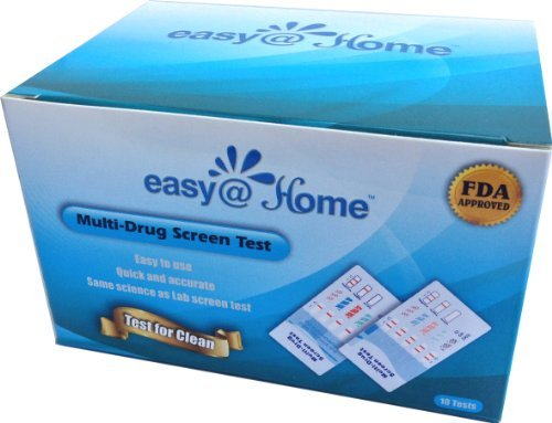 Variant-Pack-10152550100200-Pack-EDOAP-865-EasyHome-6-Panel-Instant-Urine-Drug-Test-BUPBZOCOCMOPMTDOXY-Individually-Wrapped-6-Panel-Multi-Screen-Urine-Drug-Test-Kit