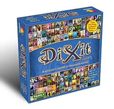 Dixit Journey Board Game by Asmodee