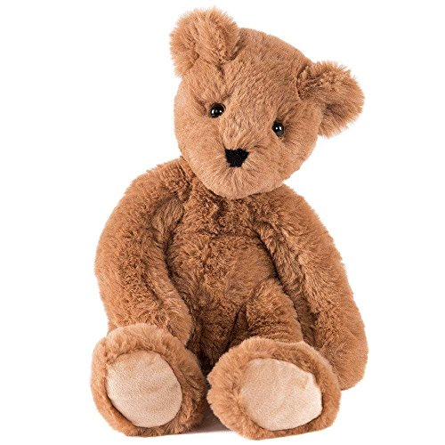 Vermont Teddy Bear   Soft Teddy Bear Stuffed Animal  Brown  15 Inches