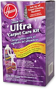 Hoover Ultra Carpet Cleaning Kit