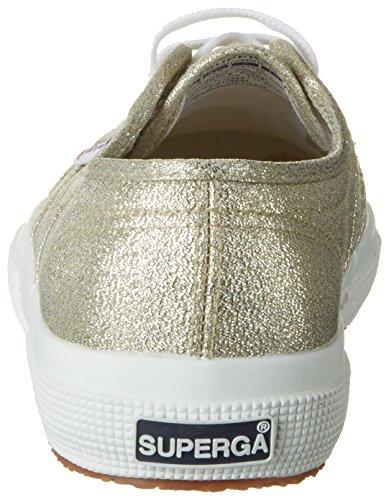 Superga2750 Lame - Zapatillas Mujer Dorado - Gold (Gold)