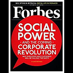 Forbes, September 12, 2011