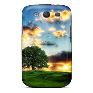 lintao diy Hot DArWokk6397MCdwa To End Another Day Tpu Case Cover Compatible With Galaxy S3