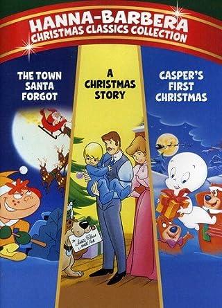 Hanna Barbera Christmas Dvd.Amazon Com Hanna Barbera Christmas Classics Collection