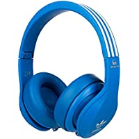 MonstMonsterer 128553 Monster Adidas Originals Over Ear Headphones, Blue