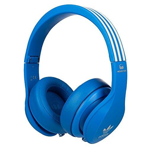 Adidas Originals by Monster In Ear Headphones Blue: Amazon