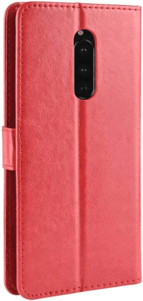 Flip Cover fit for Huawei Mate 20 Business Gifts Simple-Style Leather Case for Huawei Mate 20