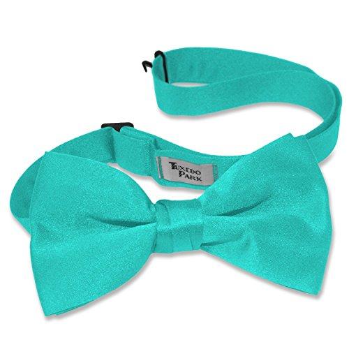 Satin Bow Ties (Mens, Tiffany - Tiffany Mens