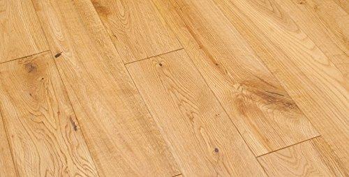 23.32 sqft AMERIQUE Prefinished Solid Oak Butterscotch 3-1/4