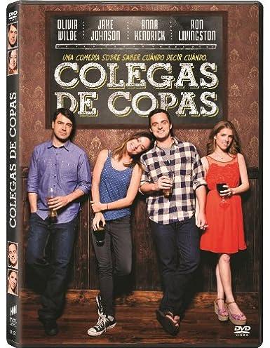 Colegas De Copas [DVD]: Amazon.es: Olivia Wilde, Jake Johnson ...
