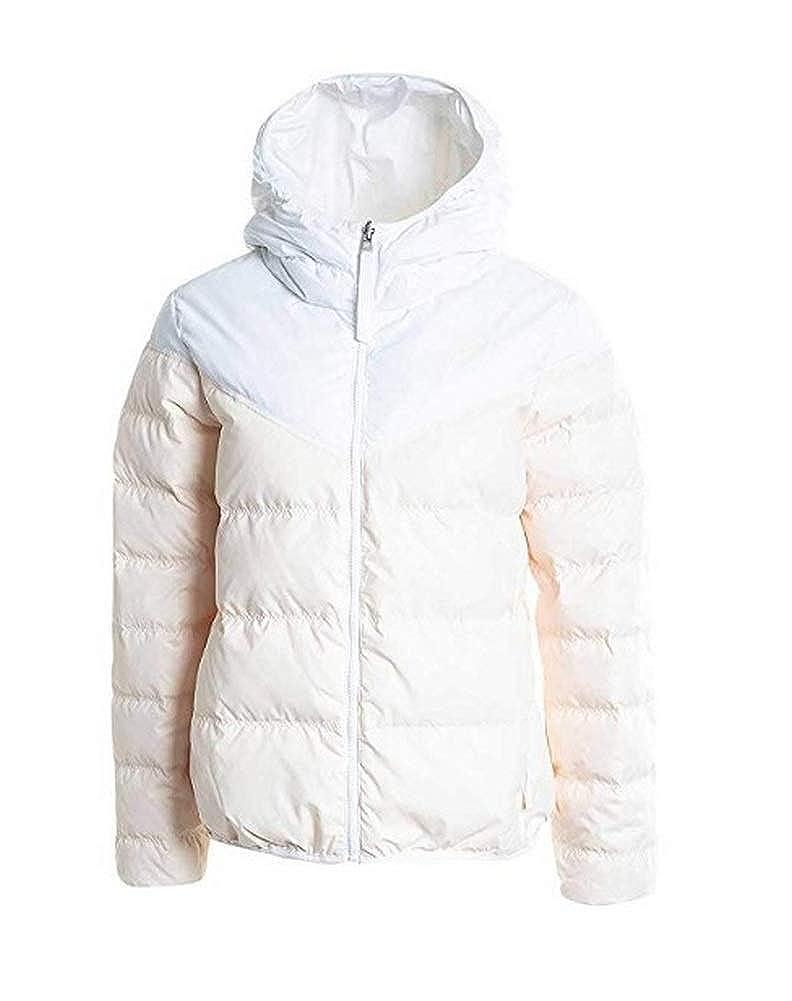 Amazon.com: Nike Sportswear Windrunner - Chaqueta de parka ...