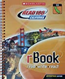 Scholastic Read 180 California rBook read write react; Stage A