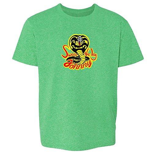 Sweep The Leg Johnny Cobra KaiKarate Kid 80s Youth Kids T-Shirt