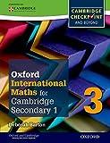 Oxford International Maths for Cambridge Secondary, Deborah Barton, 0199137102