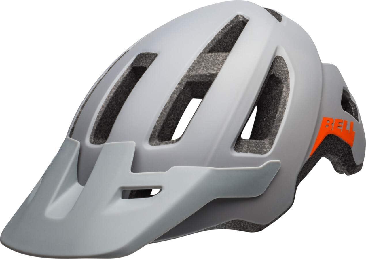 Bell Nomad Junior Enfants Mtb ebike de Mountain Bike casque gris//rouge