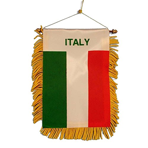 Italy Window Banner by Express Design Group